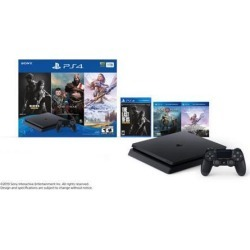 Playstation 4 Slim Bundle - God of War, The Last...