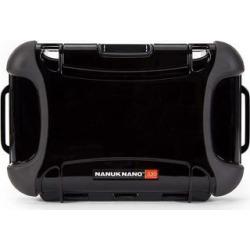 Nanuk 330-0001 Nano Series Waterproof Large Hard Case for Phones, Cameras and Electronics (Black)