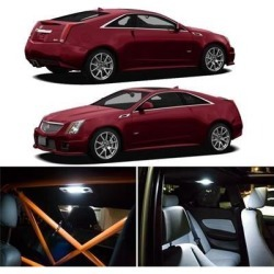 Cadillac CTS / CTS V Interior Package LED Lights Kit SMD White 2008-2013 found on Bargain Bro Philippines from Newegg Business for $63.80