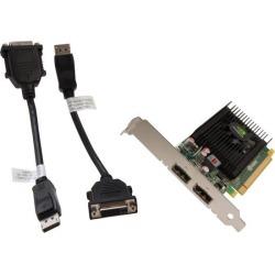 PNY NVS Quadro NVS 310 VCNVS310DVI-PB 512MB 64-bit DDR3 PCI Express 2.0 x16 Workstation Video Card