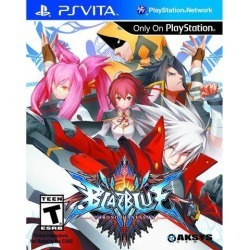 BlazBlue: Chrono Phantasma PlayStation Vita