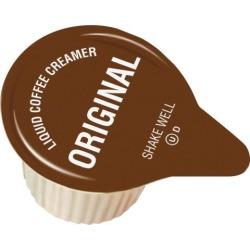 Genuine Joe Liquid Coffee Creamer Singles