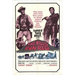 Posterazzi MOVIH9263 The Hills Run Red Movie Poster - 27 x 40 in. found on Bargain Bro India from Newegg Canada for $45.52