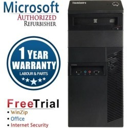 Recertified - Refurbished Lenovo ThinkCentre M82 Tower Intel Core i5 3470 3.2G / 8G DDR3 / 240G SSD+2TB / DVD / Windows 10 Professional 64 Bit / 1. found on Bargain Bro Philippines from Newegg for $282.99