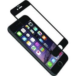 Cygnett AeroCurve Tempered Glass Aluminium Border iPhone 6 Plus - Black Black, C