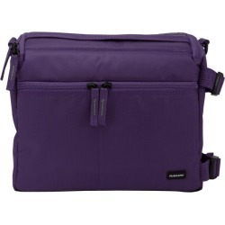 FileMate 3FMCG229PU1-R Purple Deluxe SLR Camera Bag