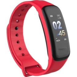 Smart Bracelet Color-screen Fitness Tracker Blood Pressure Heart Rate Monitor Sleep Tracker Wristband for Android IOS