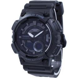 Casio AEQ110W-1BV Black Analog Digital Watch found on Bargain Bro India from Newegg for $31.99