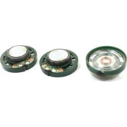 3Pcs Diameter 27mm Electrodynamic Type 0.25W 8ohm 85DB Speaker for Toys