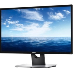"Dell SE2417HG Black 23.6"" Gaming LCD Monitor, 2ms Fast Response Time, Dual HDMI ports for switching between PC and gaming console"