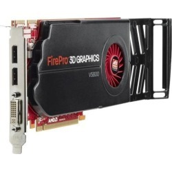 HP FirePro V5800 Graphic Card - 1 GB GDDR5 - PCI Express 2.0 x16