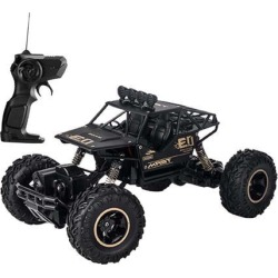 1pc 1:16 RC Alloy Climbing Car 15km/h w/ Battery RC Toy Gifts for Adults black