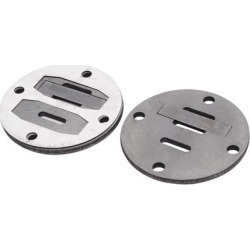 Air Compressor Cylinder Valve Plate Spare Part Set 5 in 1