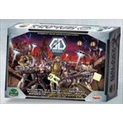 Ares Games Srl GRPR001 Galaxy Defenders Board Games