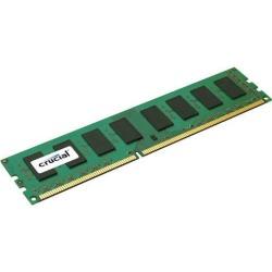 Crucial 8GB 240-Pin DDR3 SDRAM ECC Registered DDR3 1600 (PC3 12800) Server Memory Model CT102472BB160B