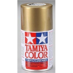 Tamiya USA TAM86013 PS-13 Gold Polycarbonate Spray Paint 100mL