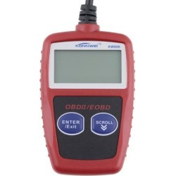 Car Engine Fault Diagnostic Scanner Tool Auto Code Reader OBD 2 OBDII KW806
