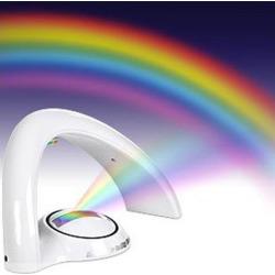 Fashion Rainbow Light for child girls LED rainbow light Projector Romantic Projection Lamp night Light Atmosphere lamps