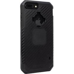Rokform - Rugged Case for Apple iPhone 6 Plus, 6s Plus, 7 Plus and 8 Plus - Black
