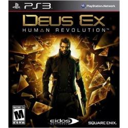Deus Ex: Human Revolution Playstation3 Game