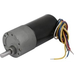 DC 24V 5RPM Speed Reduction Gear Box Motor Electric Gearbox