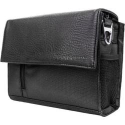 VANGODDY Metric Camera Bag with Padded Shoulder Strap suitable for 6 x 5 inch DSLR and SLR Cameras (Black)