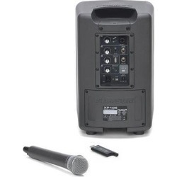 Samson Expedition XP106w Rechargeable Wireless Portable PA System with Bluetooth found on Bargain Bro India from Newegg Business for $299.99