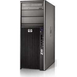 Recertified - HP Z400 Workstation PC Quad-Core Intel Xeon W3565 3.2GHz 8GB RAM 1TB HDD Windows 7 Pro