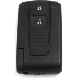 Unique Bargains Keyless Entry Smart Remote Key Shell Case Fob 2 BTN for Toyota Prius 2004-2009