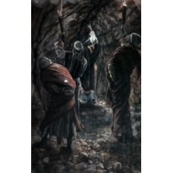 Posterazzi SAL9999308 The Chasm in the Rock of Calvary James Tissot 1836-1902 French Poster Print - 18 x 24 in.