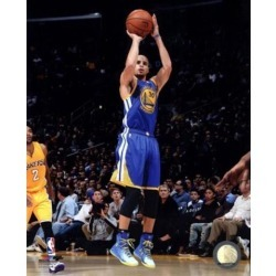 Stephen Curry 2014-15 Action Sports Photo (8 x 10)