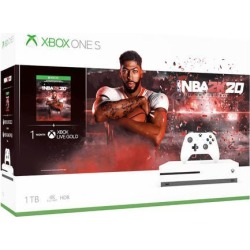 Xbox One S 1TB NBA 2K20 Bundle found on GamingScroll.com from Newegg Canada for $342.41