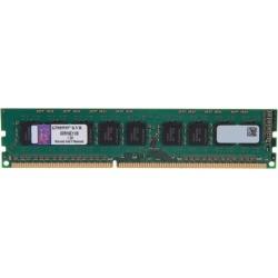 Kingston 8GB 240-Pin DDR3 SDRAM ECC Unbuffered DDR3 1600 Server Memory w/TS Model KVR16E11/8