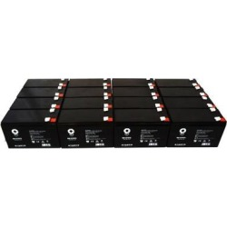 SPS Brand 12V 7 Ah Replacement Battery for Alpha Technologies ALI Plus 1500 Multi Mount UPS (16 PACK) found on Bargain Bro India from Newegg Business for $175.00