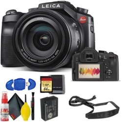 Leica V-LUX (Typ 114) Digital Camera With Memory Card Kit