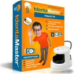 Biometric Security Software with Hitachi H1 Finger Vein Scanner