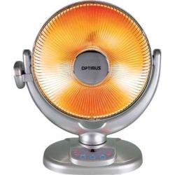 OPTIMUS H-4438 Optimus h-4438 14 oscillating dish heater with remote