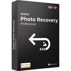 Stellar Photo Recovery Software Windows Professional