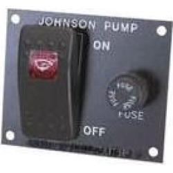 Johnson Pump 82044 Johnson Pump 3 Way Bilge Control - 12V