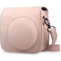 For Fujifilm Instax Mini 9 / Mini 8 / 8+ Instant Camera Case Bag Cover-Rose Gold