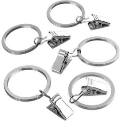 Neewer Studio Backdrop Holder Spring Clamps Muslin Backgrounds Metal Clips 5pcs
