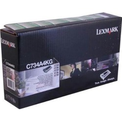 Lexmark C73x Black Return Program