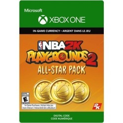 Xbox One NBA 2K Playgrounds 2 All-Star Pack - 16,000 VC [Download]