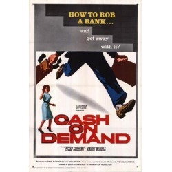 Posterazzi MOVEH2227 Cash on Demand Movie Poster - 27 x 40 in. found on Bargain Bro Philippines from Newegg Canada for $44.19