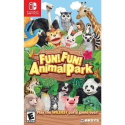 Fun Fun Animal Park - Nintendo Switch found on GamingScroll.com from Newegg for $30.99