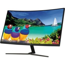 ViewSonic VX2758-C-MH 27' Full HD 1920 x 1080 4ms (GTG W/OD) 144Hz VGA, 2 x HDMI AMD FreeSync Built-in Speakers 1800R Anti-Glare LED Backlit Curved.