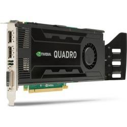Recertified - NVIDIA Quadro K4000 3GB GDDR5 256-bit PCI Express 2.0 x16 Full Height Video Card with Rear Bracket