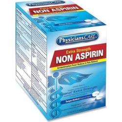 Acme Non Aspirin Pain Reliever Packets 2/PK 125/BX 40800