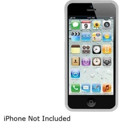 Seidio SURFACE Glossed White Case For iPhone 5 / 5S CSR3IPH5-GL