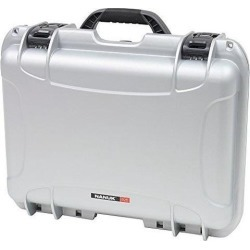 Nanuk 925 Carrying Case for Camera, Accessories - Silver